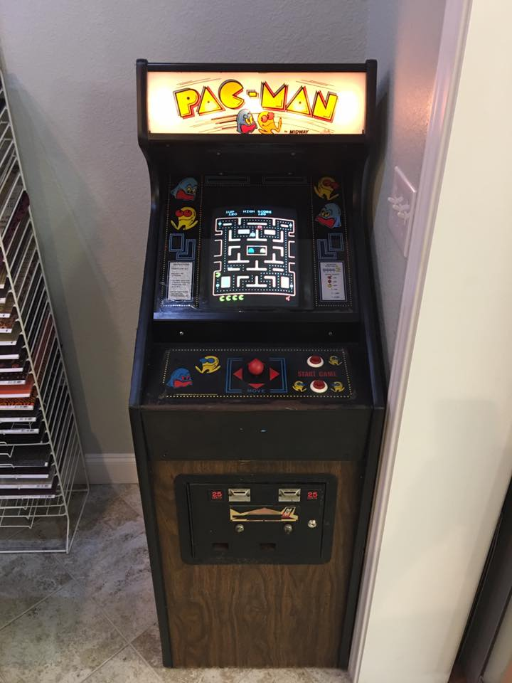 Ms. Pac-Man Arcade in McKinney